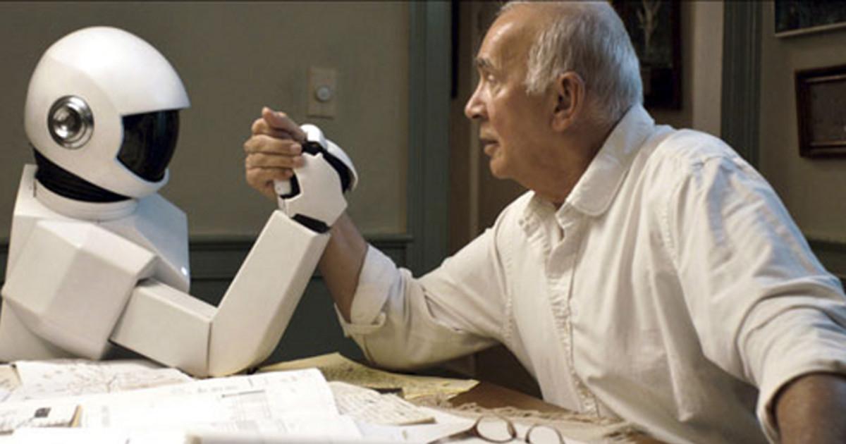 Robot & Frank หุ่นยนต์น้อยหัวใจปาฏิหารย์ (2012) เต็มเรื่อง